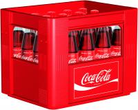Coca-Cola 20 x 0,5 Liter (Glas/Mehrweg)