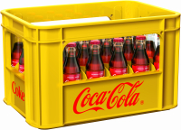 Coca-Cola 24 x 0,2 Liter (Glas/Mehrweg)