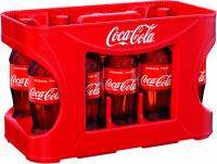 Coca-Cola 12 x 0,5 Liter (PET/Mehrweg)