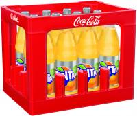 Fanta Orange Zero 12 x 1,0 Liter (PET/Mehrweg)