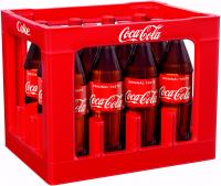 Coca-Cola 12 x 1,0 Liter (PET/Mehrweg)