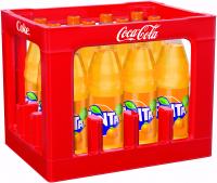 Fanta Orange 12 x 1,0 Liter (PET/Mehrweg)