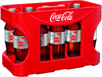 Coca-Cola Light 12 x 0,5 Liter (PET/Mehrweg)