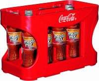 Mezzo Mix Zero 12 x 0,5 Liter (PET/Mehrweg)